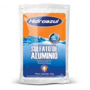 Sulfato De Alumínio Piscina 2kg - Hidroazul