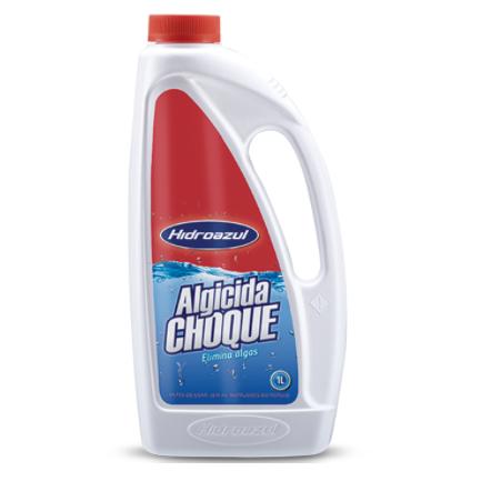 Algicida Choque 1 Litro – Hidroazul