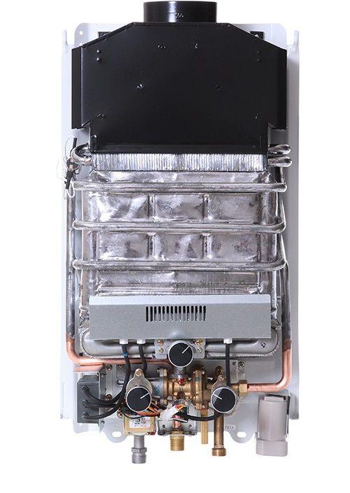 Aquecedor a Gás Rinnai M11 - Vazão11 L/min – Gás GN