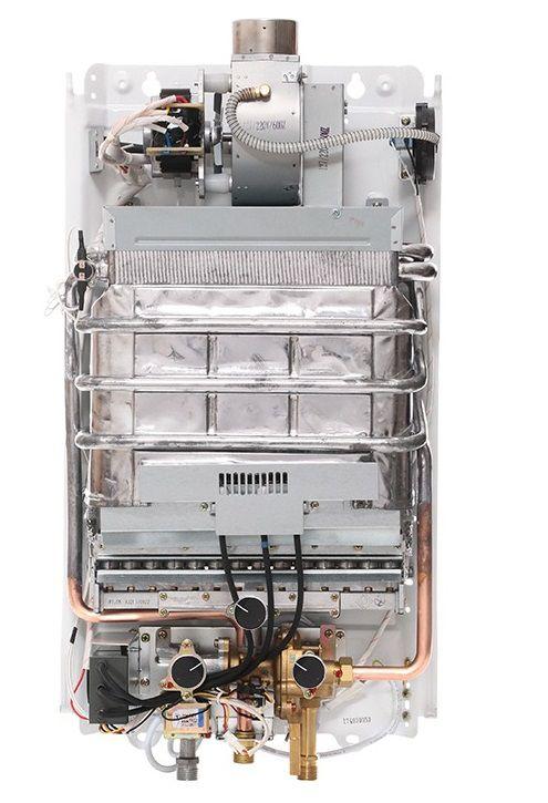 Aquecedor de Água Rinnai M15 FE Vazão 14,5 L/min – Exaustão Forçada – Gás GN