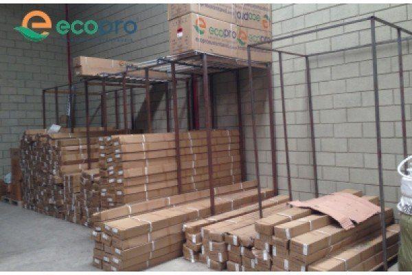 Kit Aquecedor Solar A Vácuo Acoplado Boiler 262 Litros - 30 Tubos