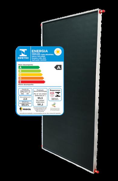 Aquecedor Solar Boiler 400 Litros Alta Pressão + 2 Coletores 2x1m Vidro Termo Endurecido
