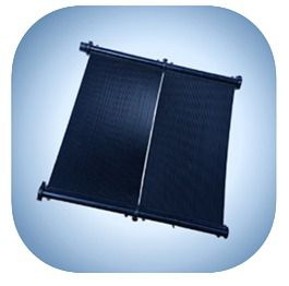 Aquecedor Solar para Piscina 2m² (4,00x0,50m)
