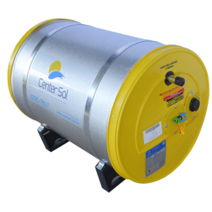 Boiler/Reservatório para Aquecedor Solar 100 Litros Aço Inox 304  Alta Pressão