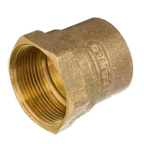 Conector B28xRF1 Latão Sem Anel de Solda