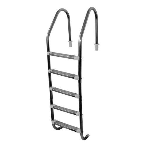 Escada Para Piscina Inox 5 Degraus