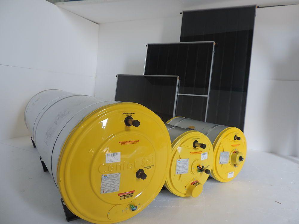 Kit Aquecedor solar 1000 litros – Alta Pressão
