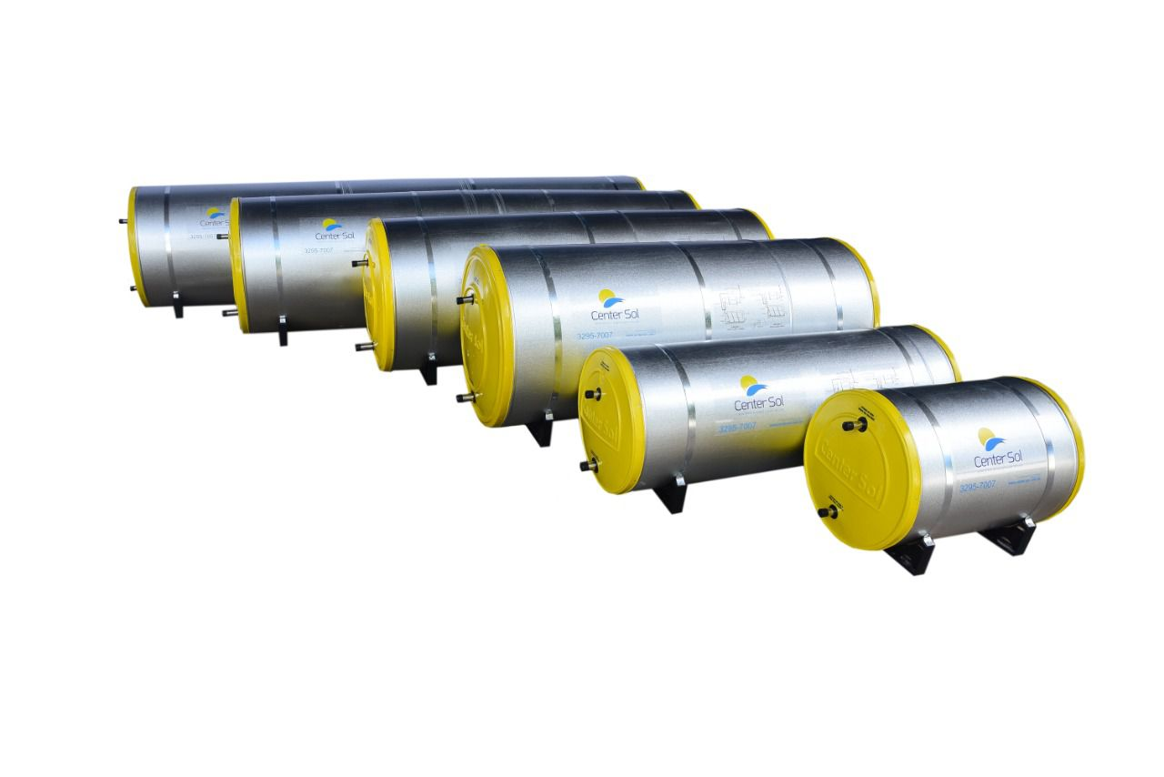 Kit Aquecedor solar 300 litros – Alta Pressão