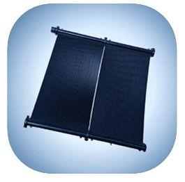 Kit Aquecedor Solar Para Piscina 40m²
