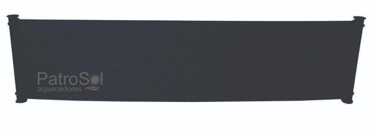 Kit Aquecedor Solar Para Piscina 50m²