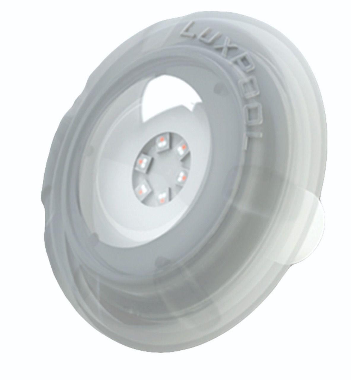 Kit Controle Touch com 02 Refletores LED RGB 9W Piscina com até 32m²