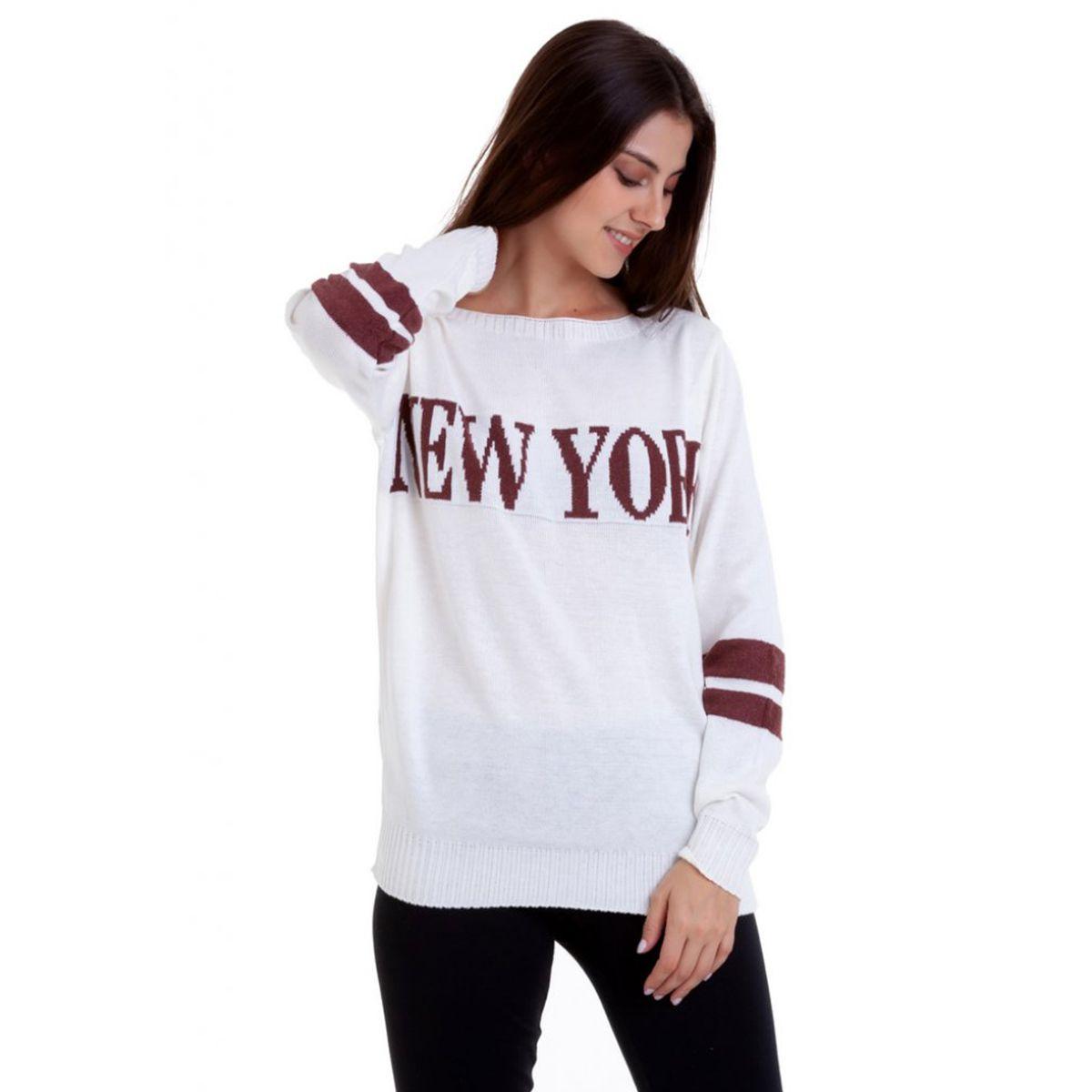 Blusa Linha New York
