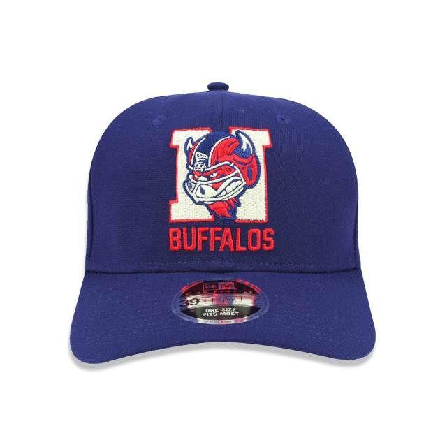 Boné 3930 Hp Buffalos Football - MARINHO