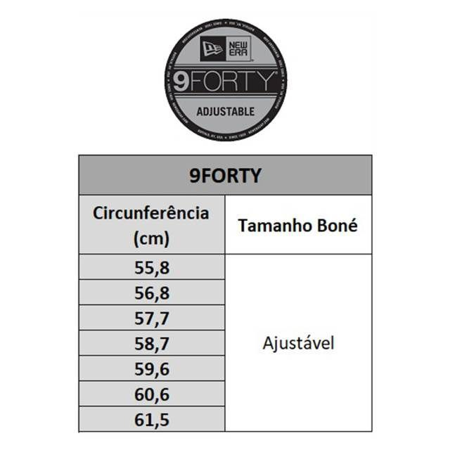 Boné 940 Af Sn Symbols Battery Chr - AREIA