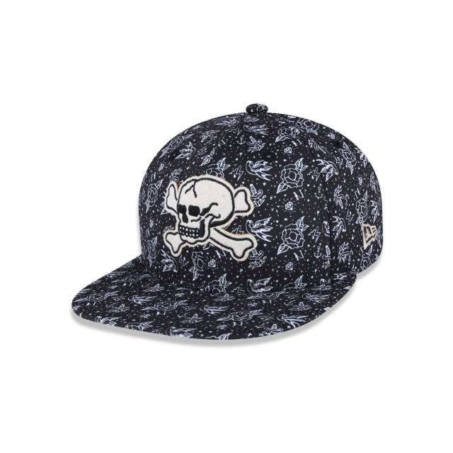 Boné 950 Of Sn Hold Fast Skull - PRETO