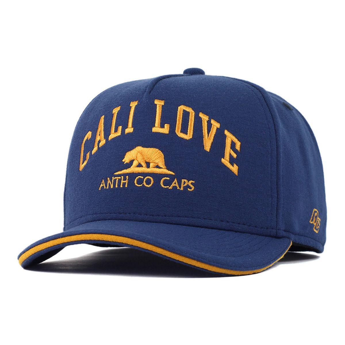 Boné Call Love Azul Escuro