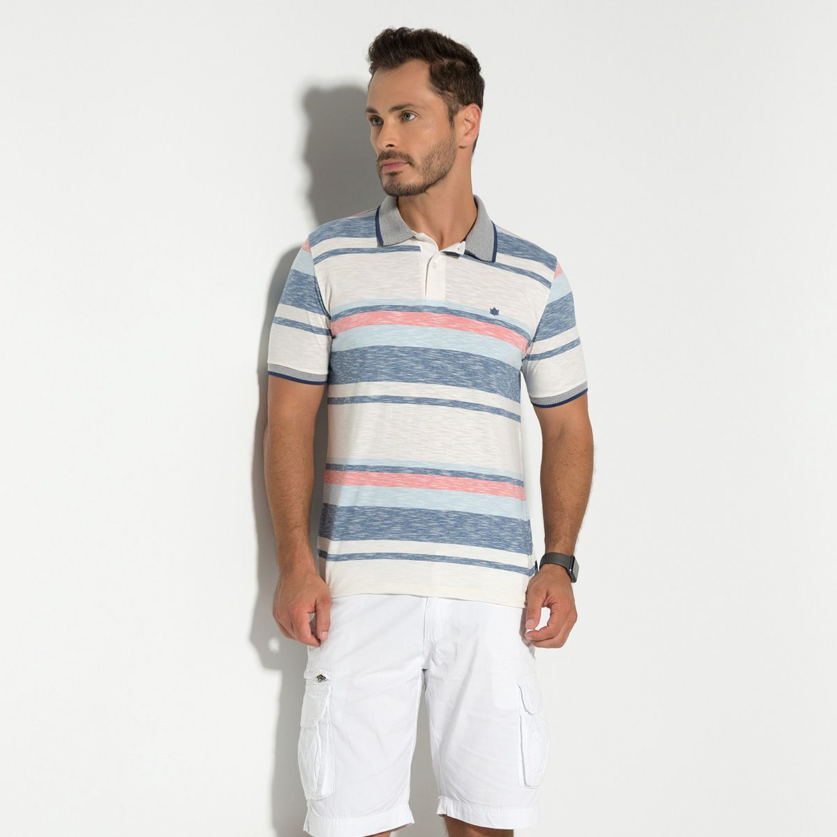 Camisa Polo Rapport