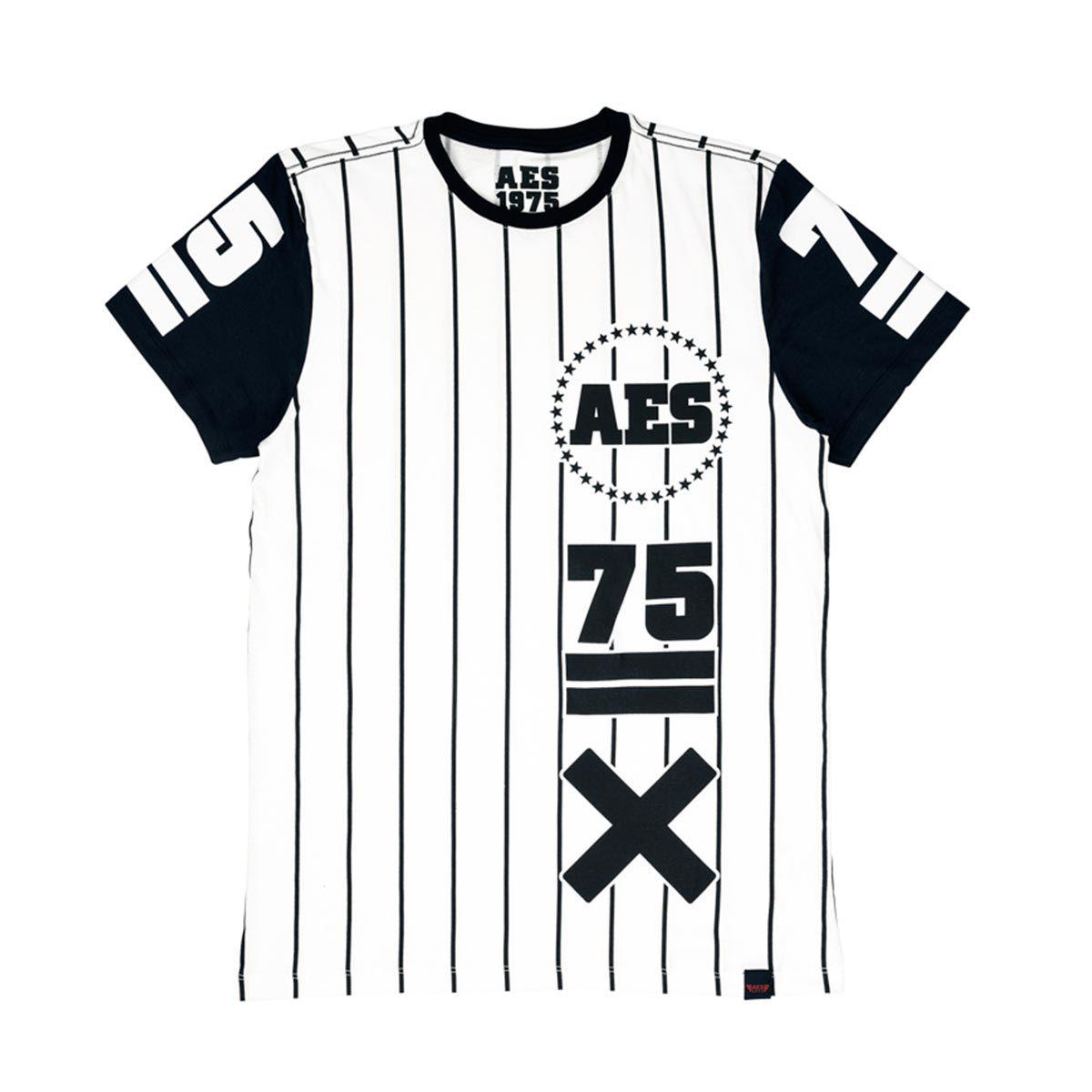 Camiseta AES 1975 Alongada (swag) ll