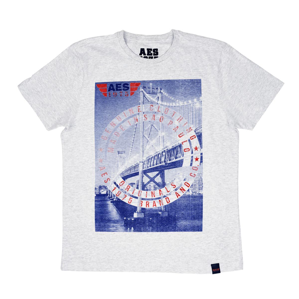 Camiseta AES 1975 Bridge