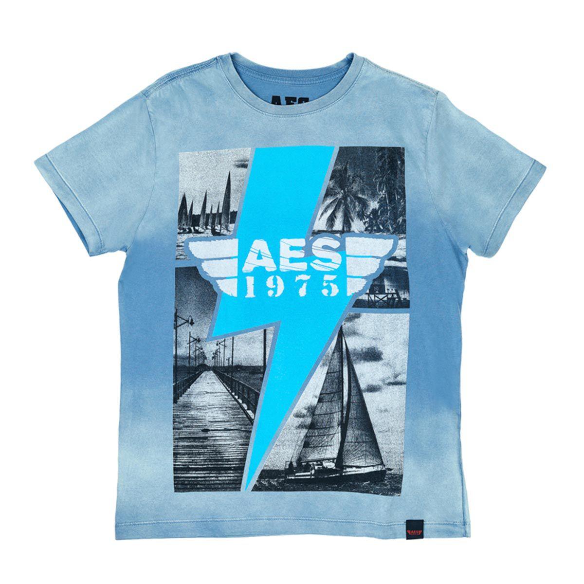 Camiseta AES 1975 Coast