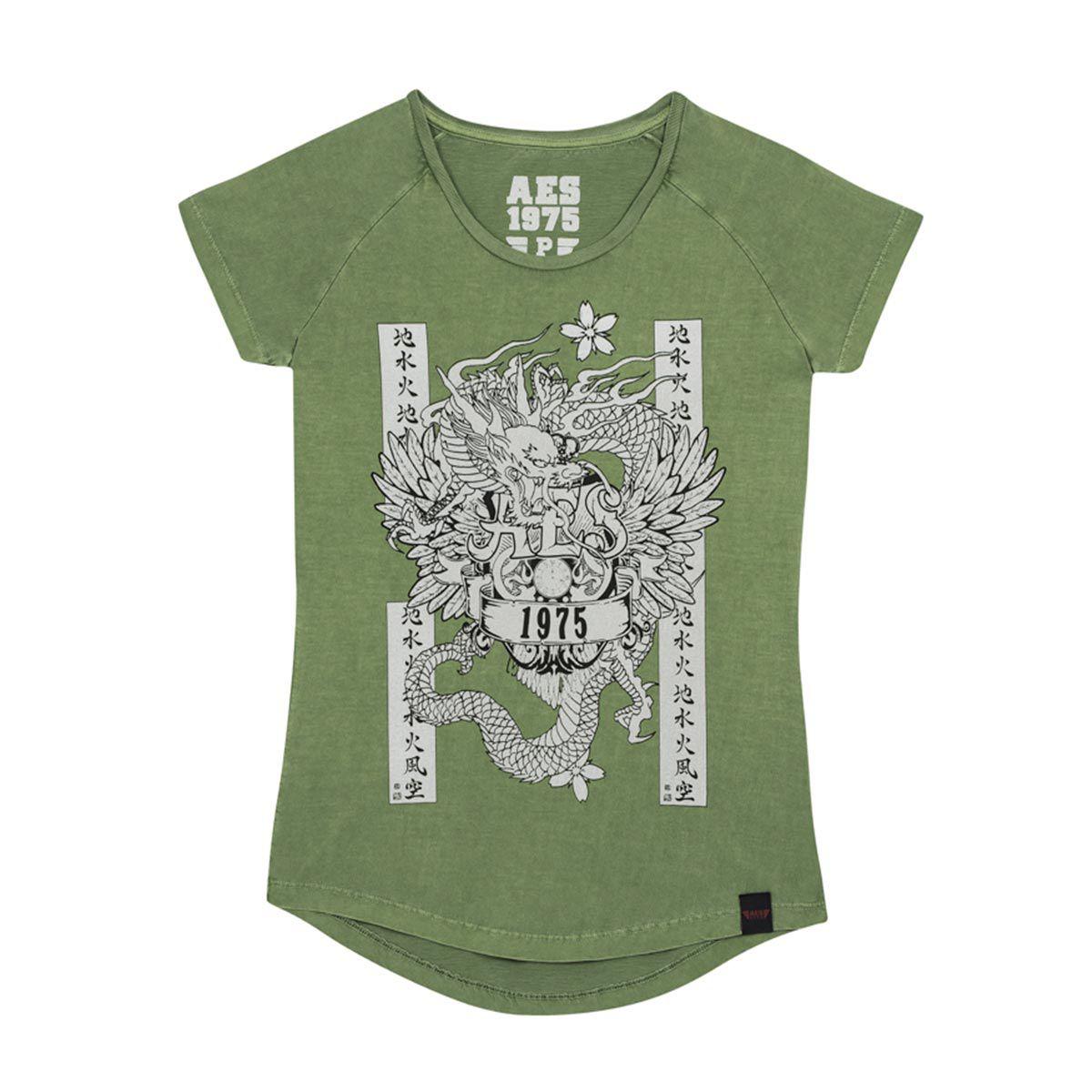 Camiseta AES 1975 Dragon II