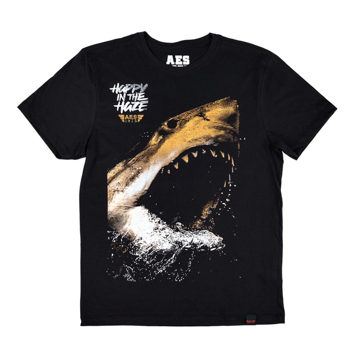 Camiseta AES 1975 Happy in the Haze
