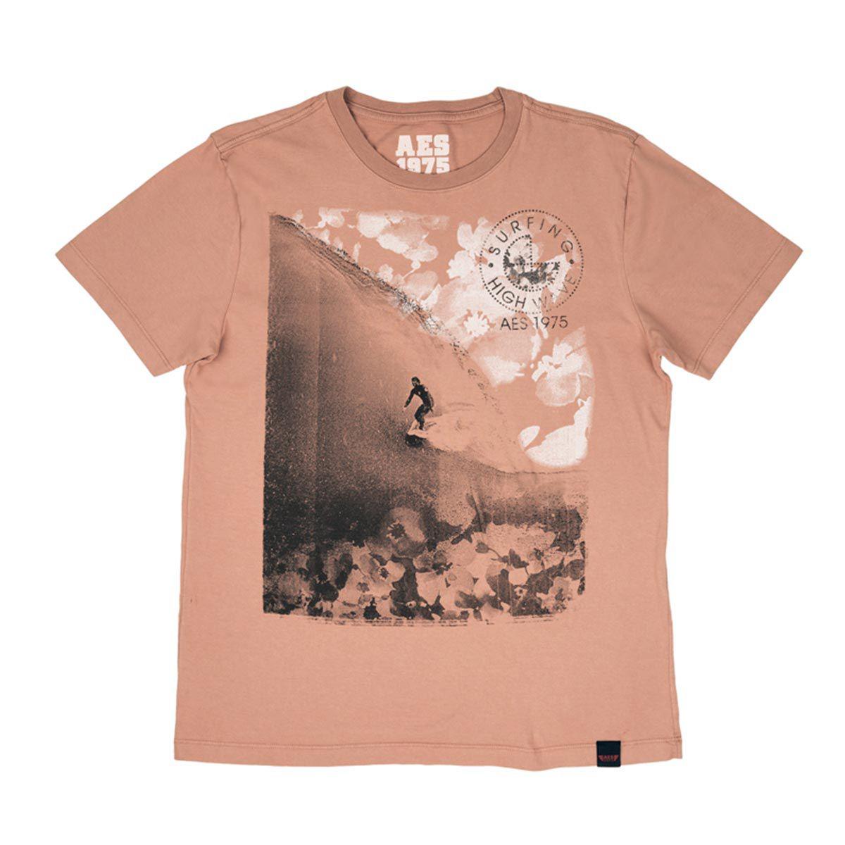 Camiseta AES 1975 High Wave