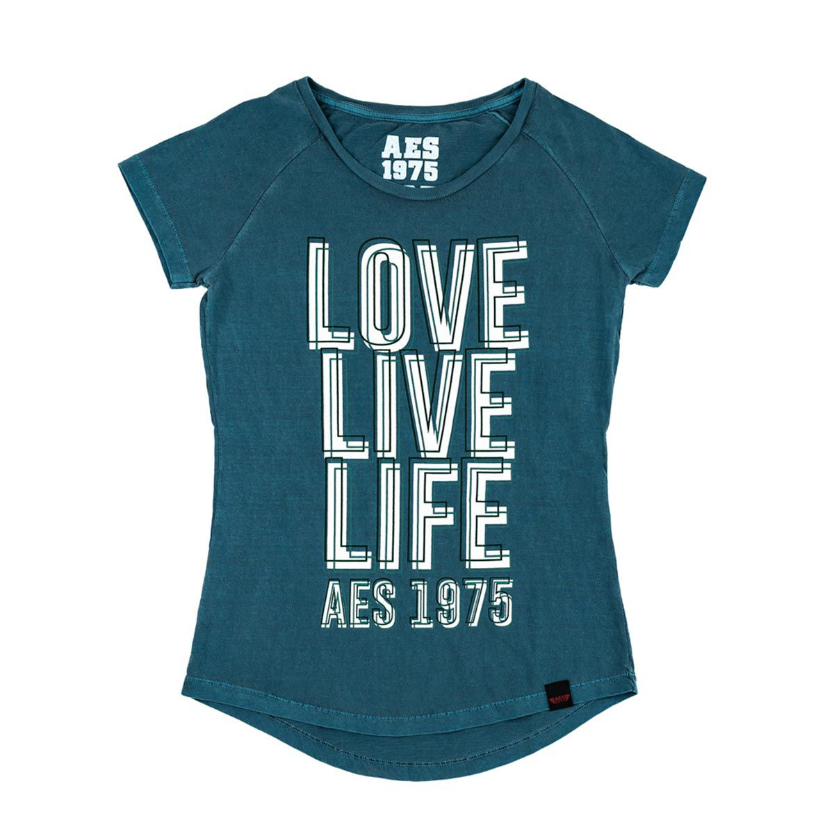 Camiseta AES 1975 Love Life