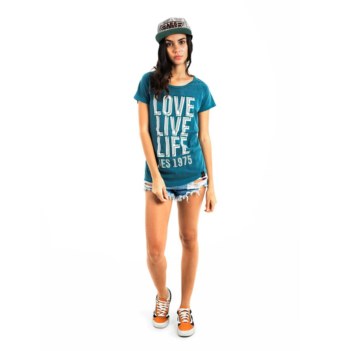 Camiseta AES 1975 Love Life