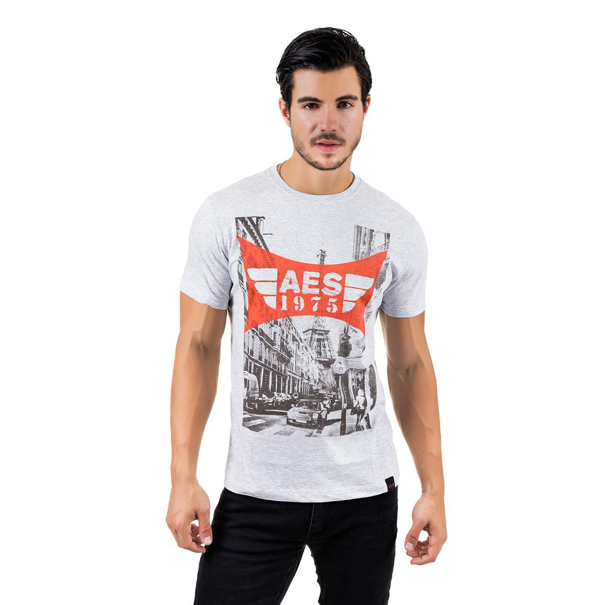Camiseta AES 1975 Paris