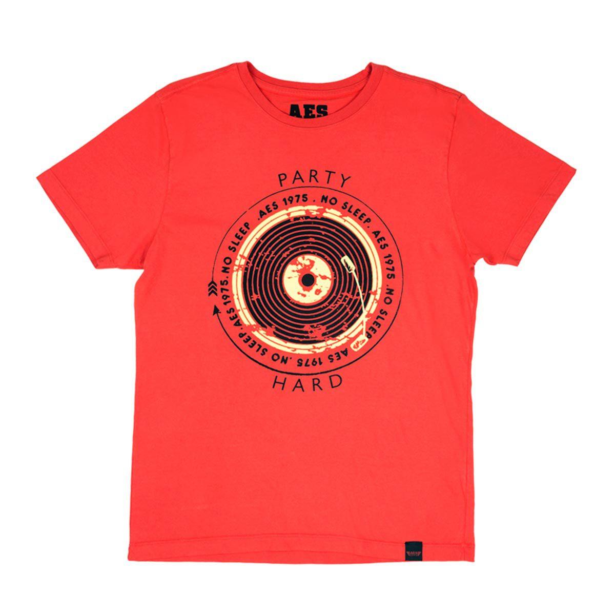 Camiseta AES 1975 Party Hard