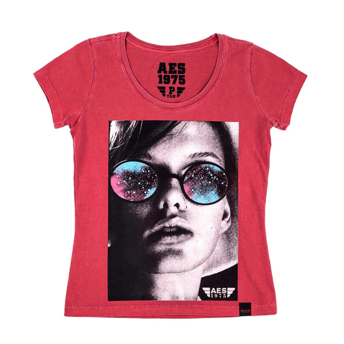 Camiseta AES 1975 Pretty Woman