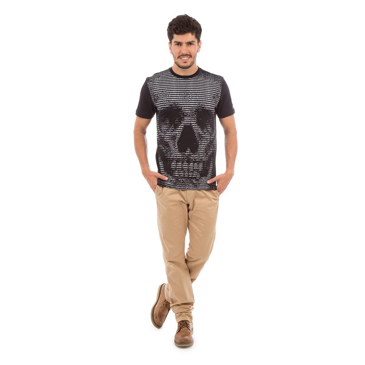 Camiseta AES 1975 Skull