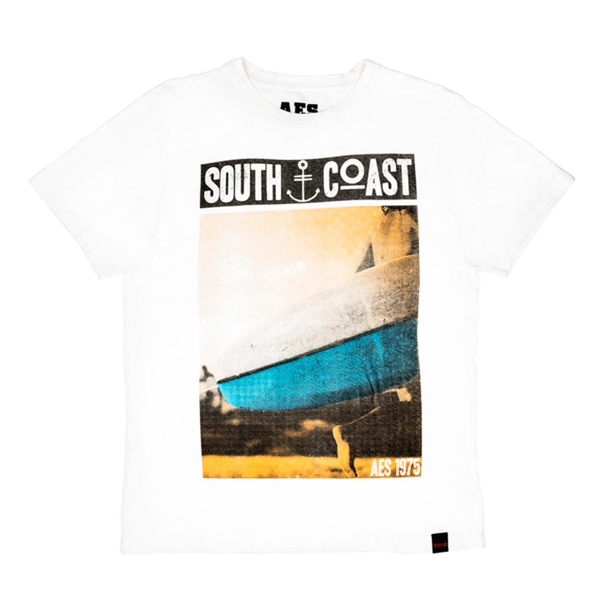 Camiseta AES 1975 South Coast