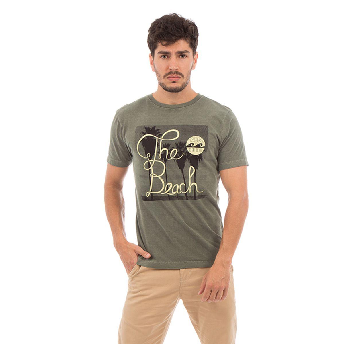 Camiseta AES 1975 The Beach