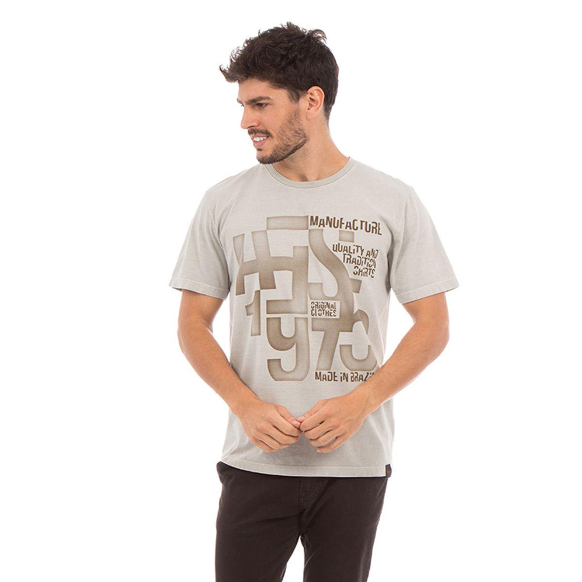 Camiseta AES 1975 Traditional