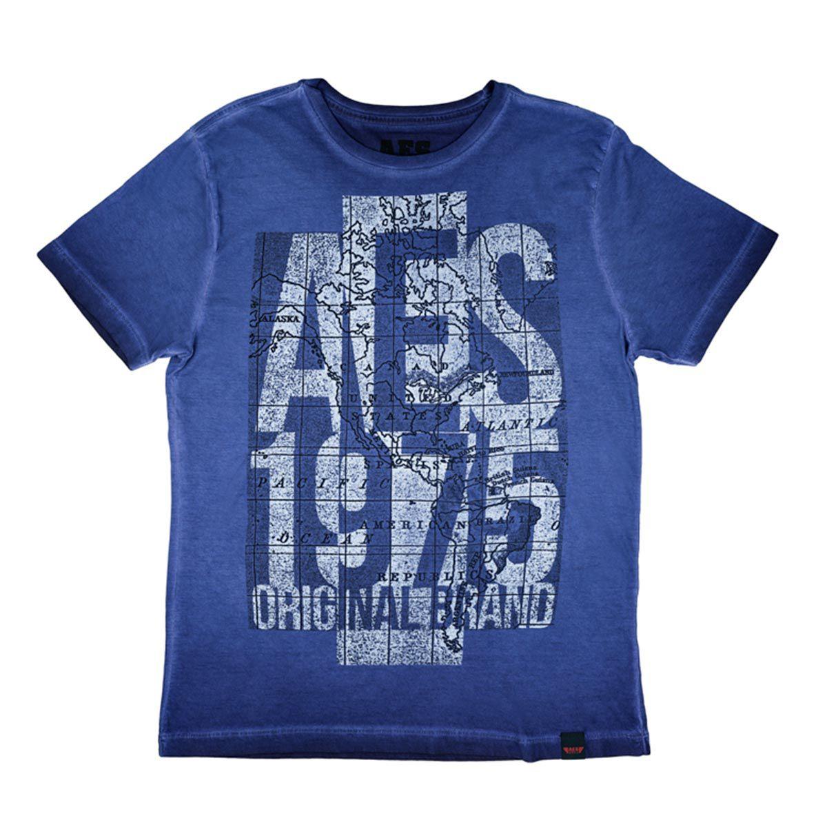 Camiseta AES 1975 Worldwide