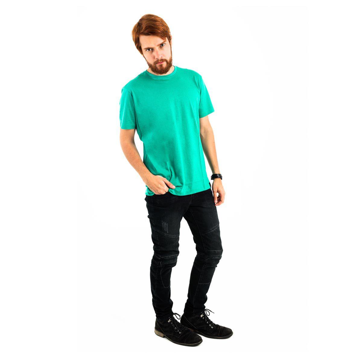 Camiseta  Básica Verde