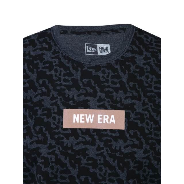 Camiseta Camo Rev All - PRETO
