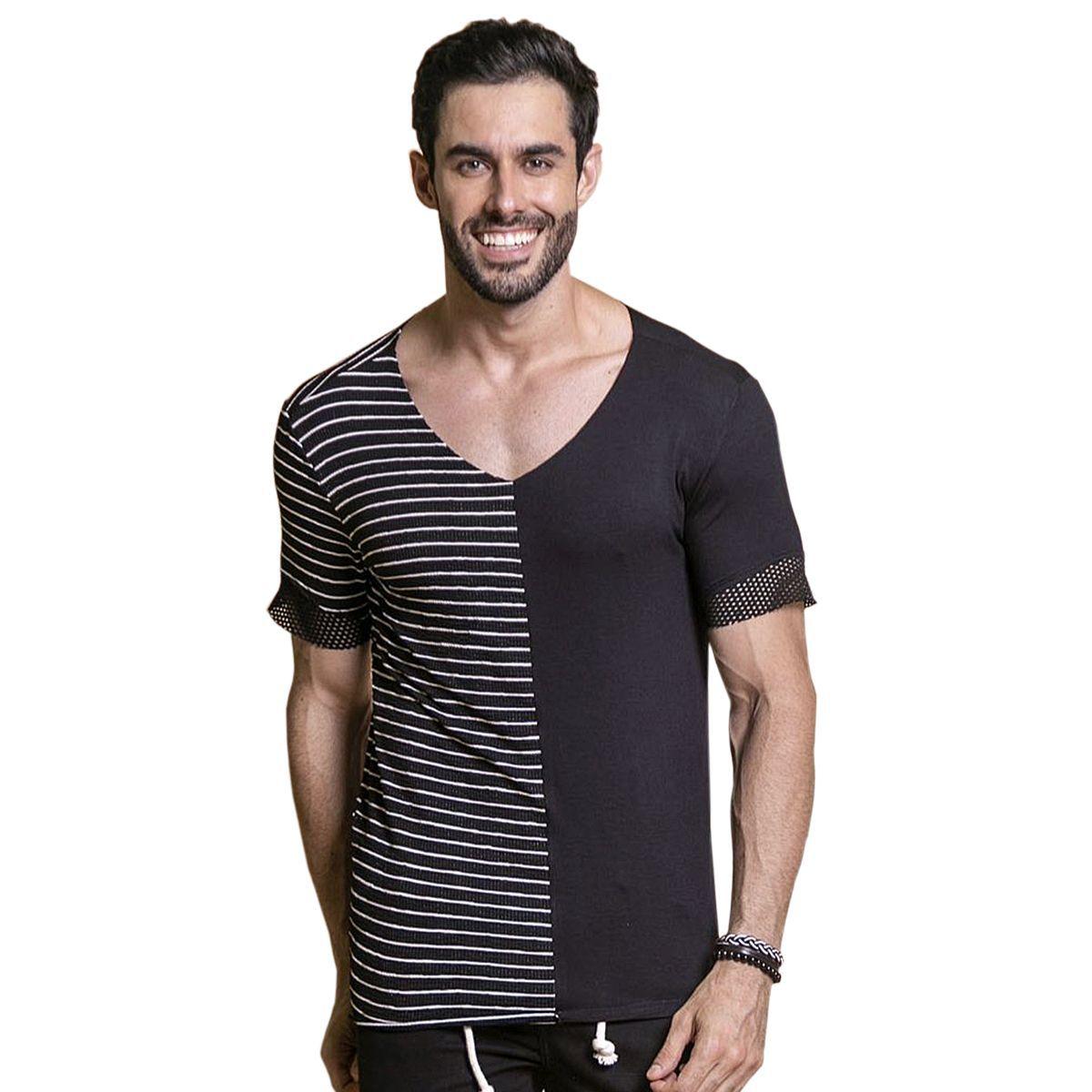 Camiseta Long Patel Hoppy