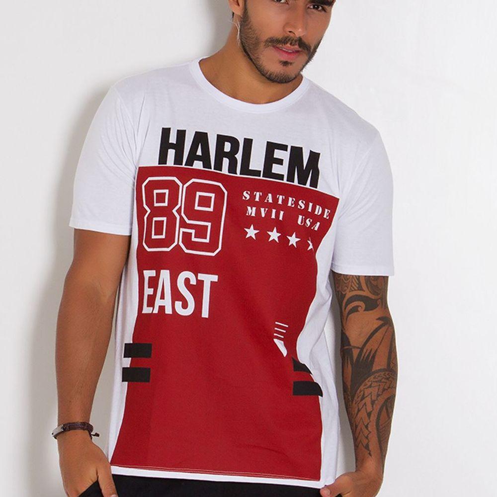 Camiseta Masculina Harlem 89