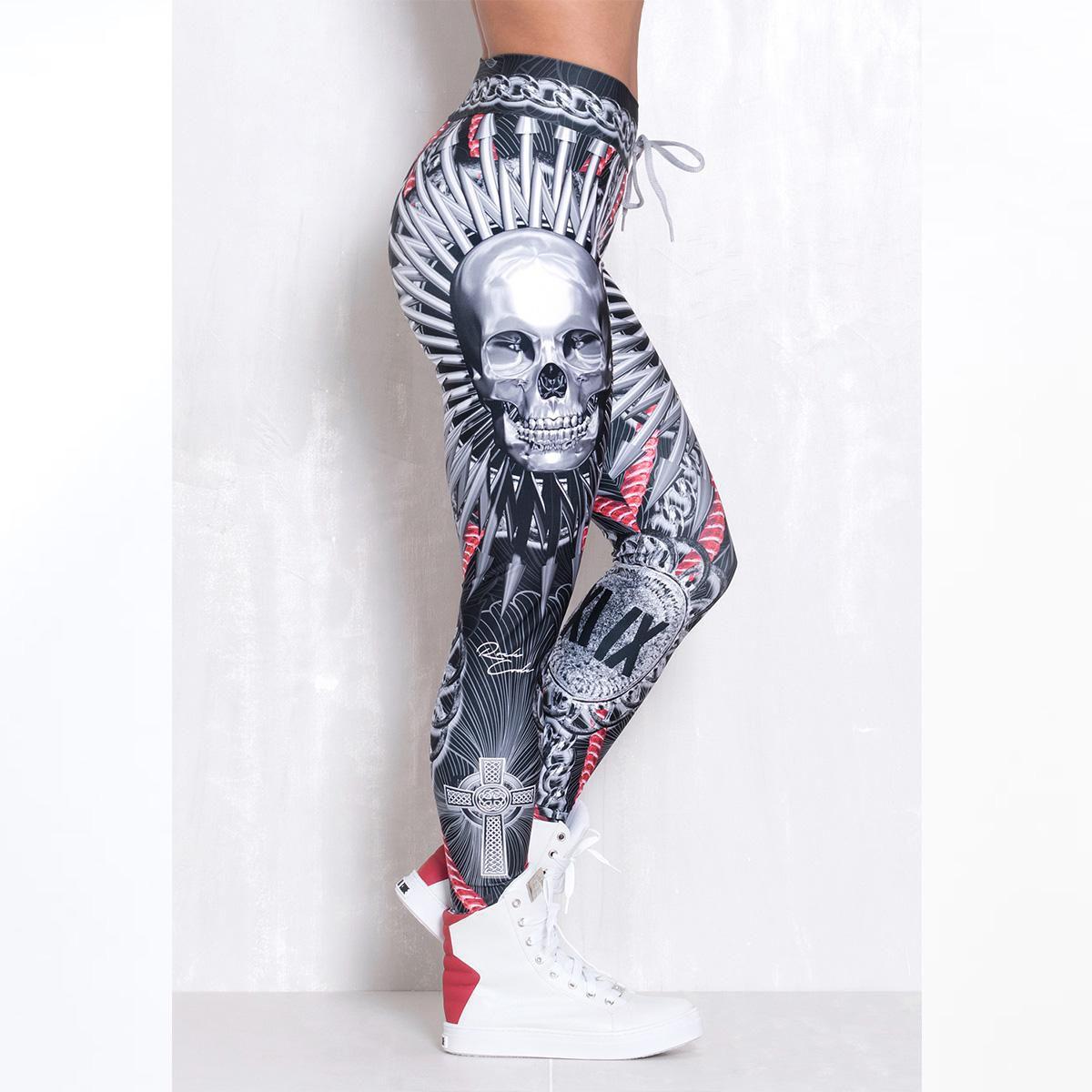 Legging Elastic Black Guardian