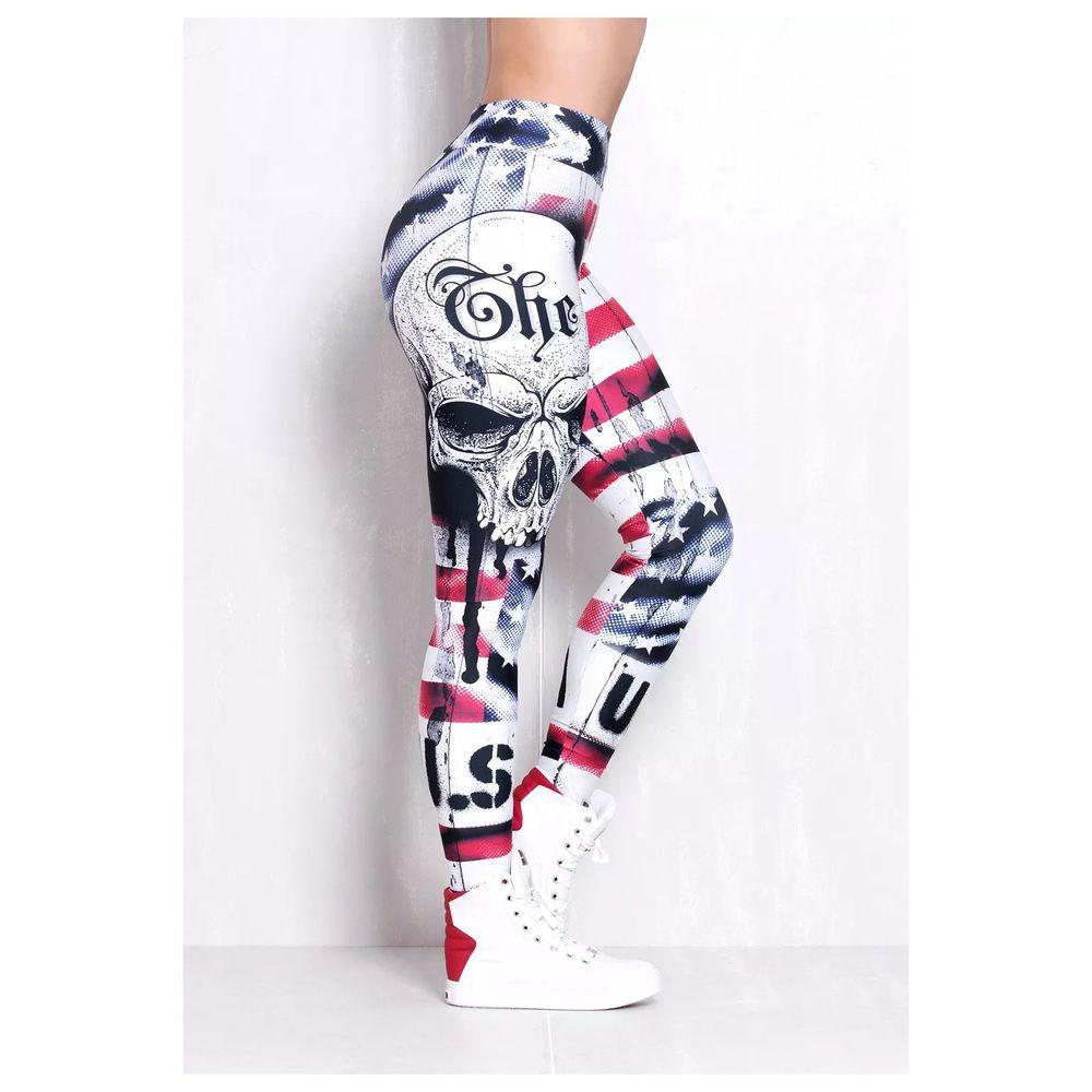 Legging Elastic Code USA