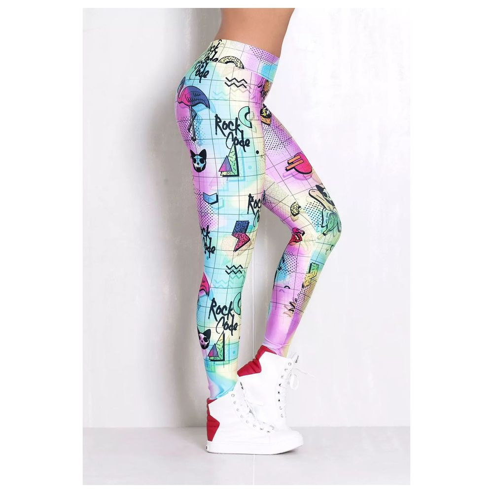 Legging Elastic Mix