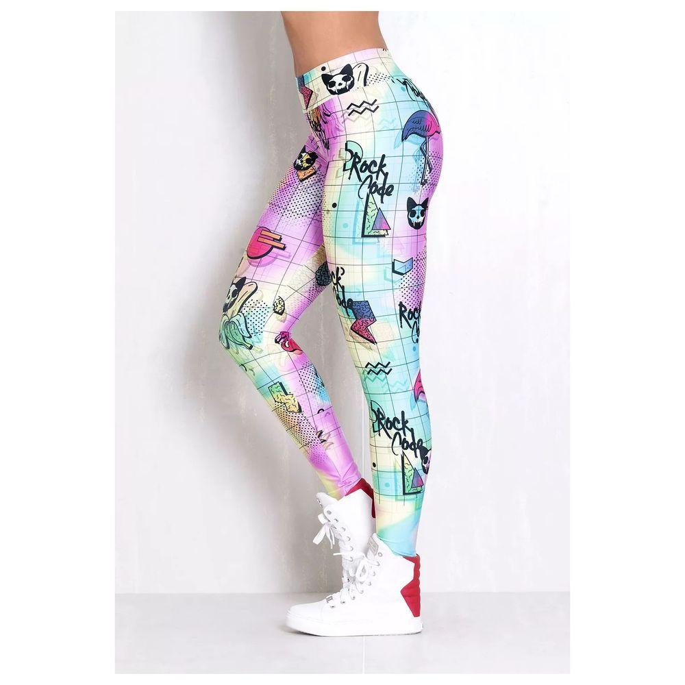 Legging Elastic Mix