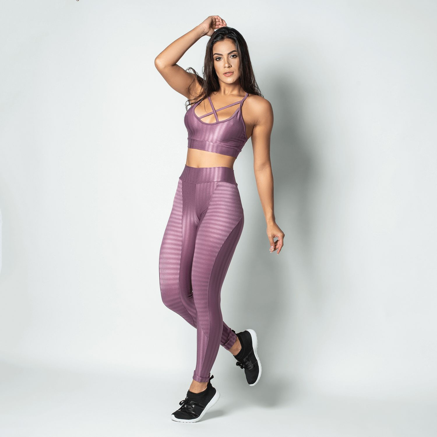 Legging Fitness Brilho