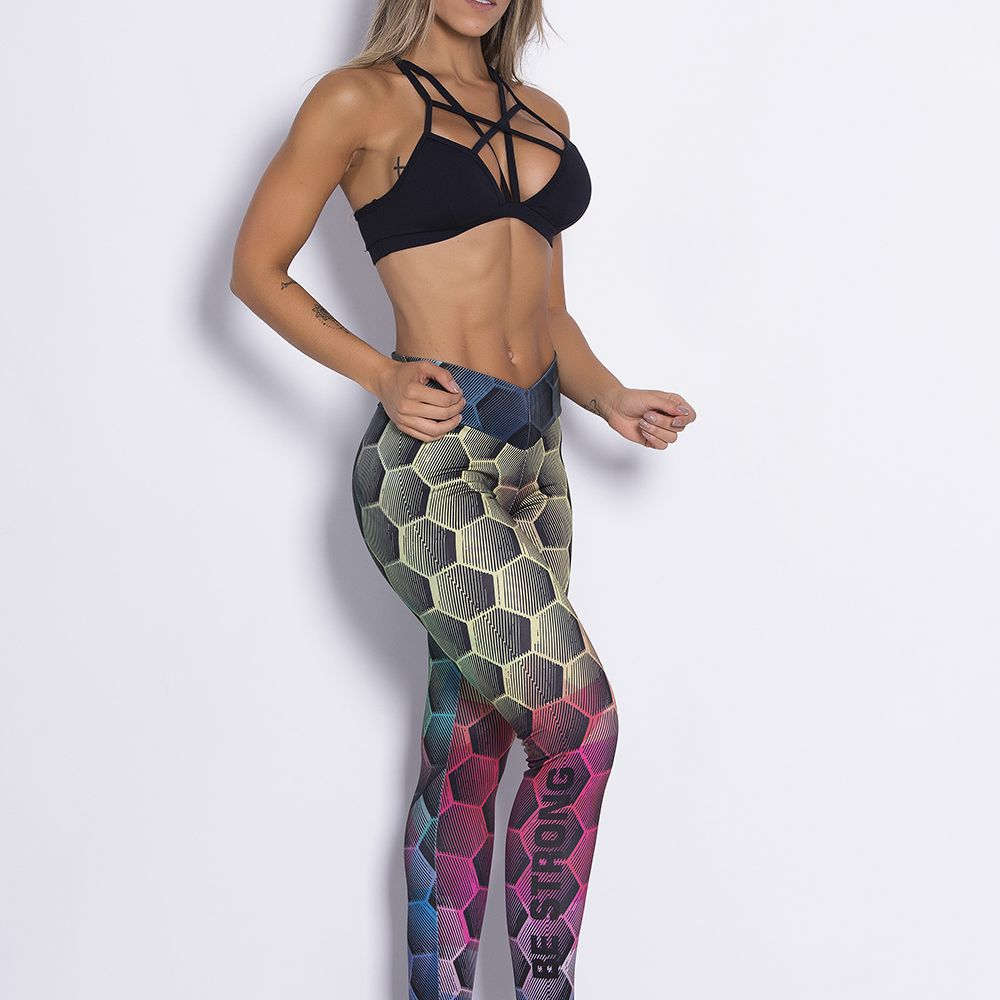 Legging Sublimada Be Strong