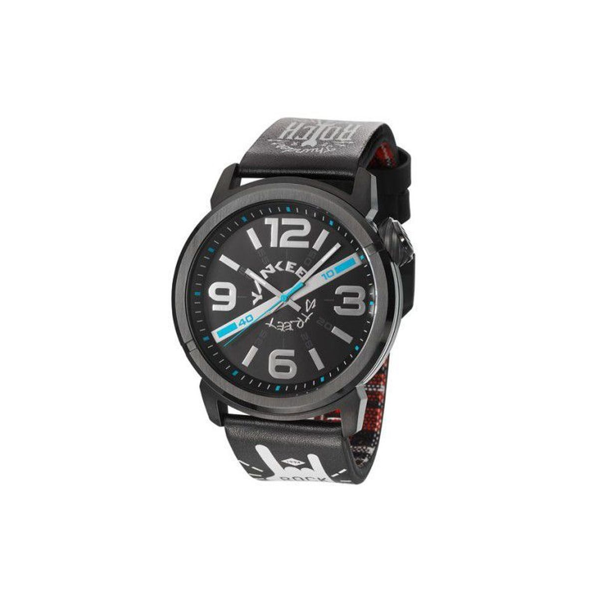 Relógio de Pulso Masculino Black Angels YS30425P