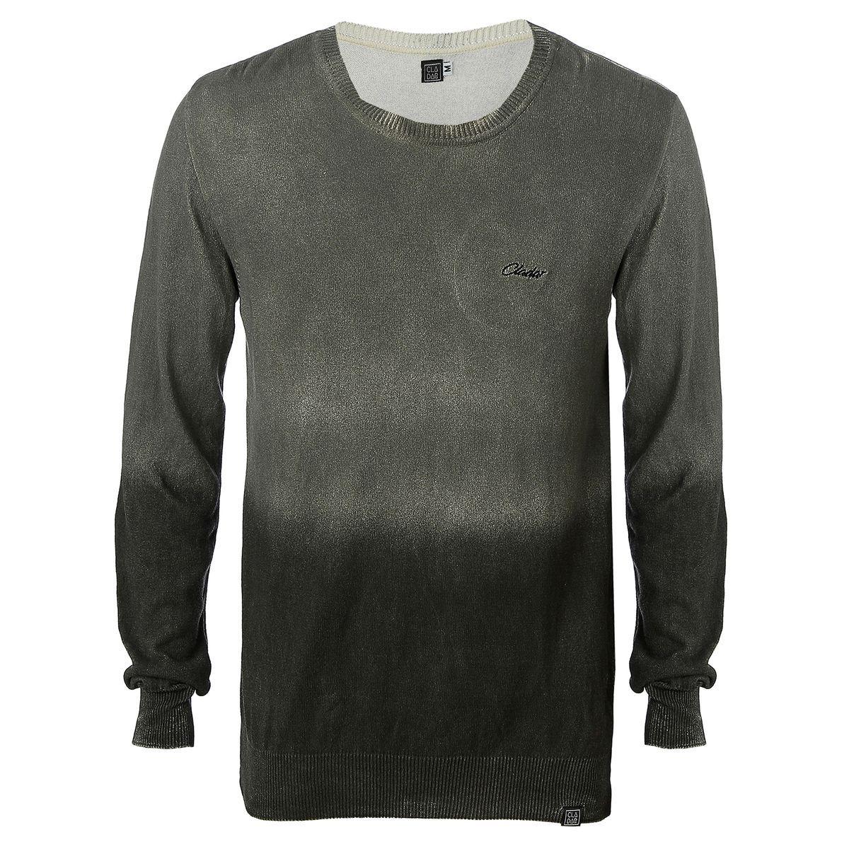 Suéter Tricot Degradê