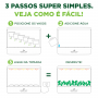 Kit - GIRASSOL ANÃO DE JARDIM (MICROVERDES)